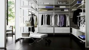 Giyinme Odası Sistemleri