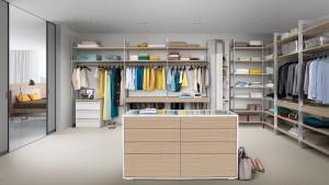 Özel Tasarım Giyinme Odası