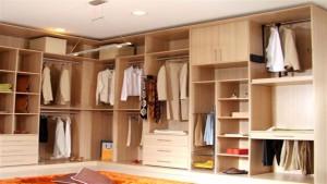 Giyinme odası iç dizayn
