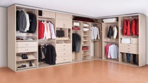 Avrupa Yakası Giyinme Odası