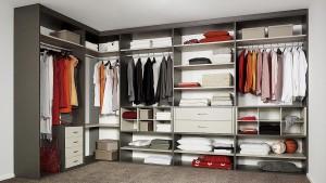 Özel Ölçü Giyinme Odası