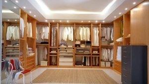 Giyinme Odası Tasarımları